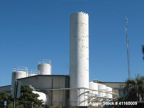 Used- Walker 50,000 Gallon Capacity Silo