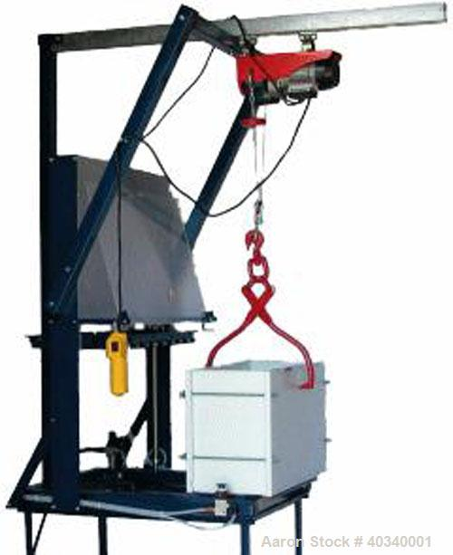 Used-Soap Making Equipment  TERMS:  $2500.00 WITH ORDER, BALANCE DUE NET PRIOR TO PICKUP. BUYER TO LOAD WELLINGTON, FL