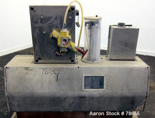 Used- Alsip Manufacturing Soap Analyzer. 316 Stainless steel Construction. Last running at a leading soap manufacturer.