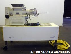 Used- Mazzoni Soap Extruder, Type M-100.