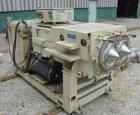 USED- Mazzoni High Efficiency Soap Plodder/Extruder, Model M-400. Plodder:  stainless steel contact parts, 22-3/4