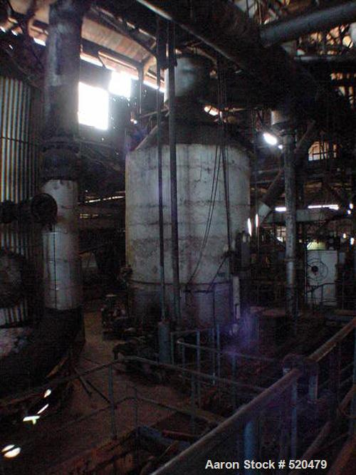 USED: Sugar mill, 3200 tons prepared cane/24 hours grinding capacity.Major equipment includes milling equipment, steam plant...