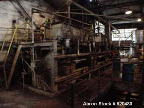 USED: Sugar mills known as East Mill 3600 tons prepared cane/24 hours grinding capacity and West Mill 3200 tons prepared can...