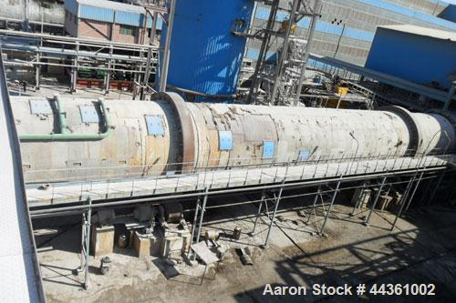 Used-FCB RT4 Field Erected Diffuser.  Year 1983.