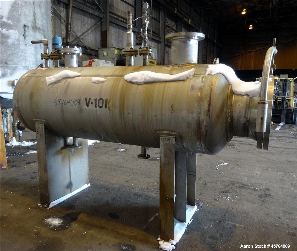 Used- Performance Contracting Tank, Approximately 400 Gallon Tank