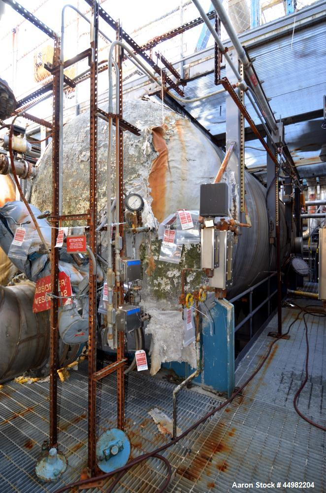 Used- 13,500 Gallon Pfaudler Adsorption Tank