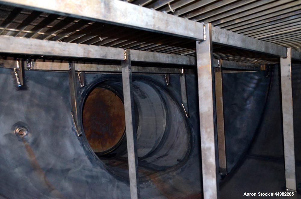 Used-13,500 Gallon Pfaudler Adsorption Tank