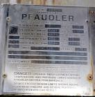 Used- 13,500 Gallon Pfaudler Adsorption Tank