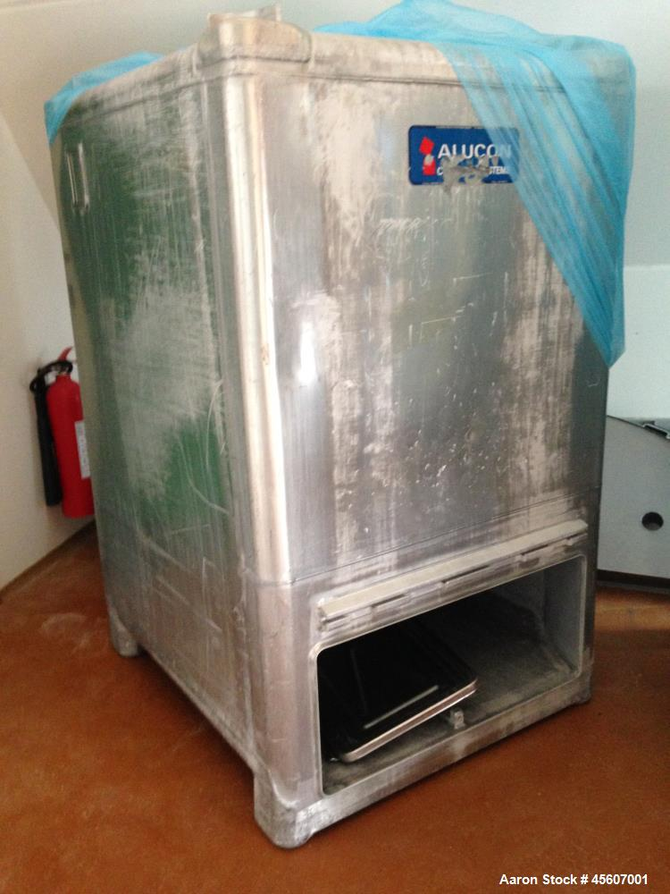 Used- 575 gallon Aluminium Tank