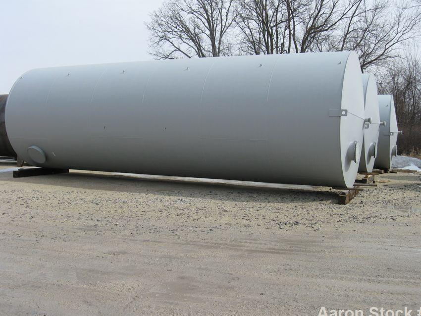 "Unused- 30,000 Gallon Vertical Storage Tank - 143"" outside diameter x 35' High, 5/16"" Bottom & 1/4"" upper cylinder, UL-142 L..."