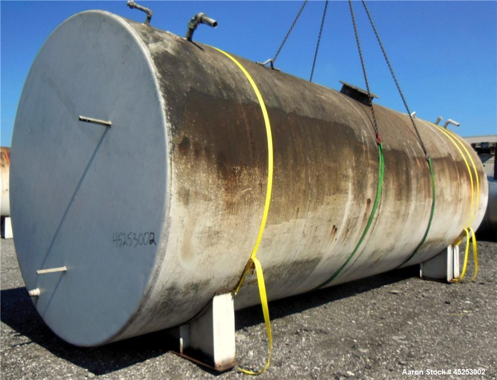 Used- 15,000 Gallon Carbon Steel Tank