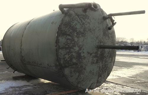 Used- 9,500 Gallon Carbon Steel AID Condensate Tank
