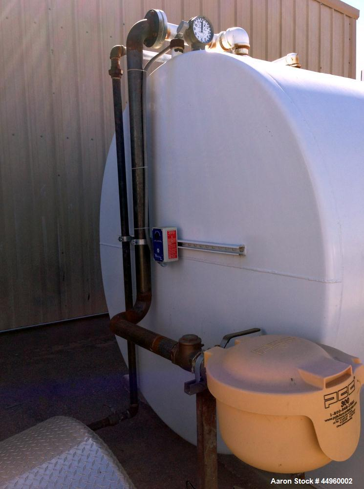 Used- 4000 Gallon Double Wall Fireguard Tank