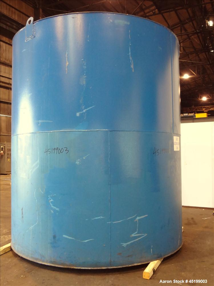 Used- 6700 Gallon Carbon Steel International Production Specialist Tank