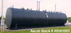 Used- Highland Tank Company Horizontal Double Walled 30,000 Gallon Carbon Steel Above Ground Flammable Liquid Tank, UL Liste...