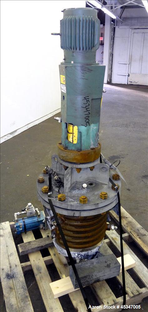 MJ&H Fabrication Mixing vessel, Model X1S100
