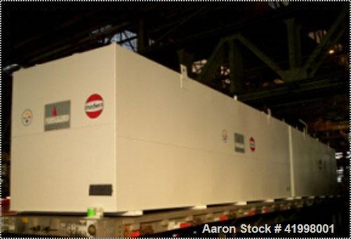 Unused-6,000 Gallon Fuel Oil Tank. Double wall, carbon steel.Manufactured in 2008 by Modern Welding.