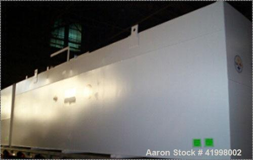 Used-Unused-6,000 Gallon Fuel Oil Tank. Double wall, carbon steel. Manufactured in 2008 by Modern Welding.