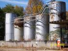 USED: Diesel storage tank farm consisting of (3) 12,000 gallon and(2) 15,000 gallon carbon steel vertical tanks. All tanks a...