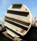 Used- Dunn Industries Ultra Tank, 5000 Gallon, Carbon Steel, Vertical. Approximate 96