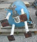 USED: Niles Steel pressure tank, 100 gallon, carbon steel, vertical. 24
