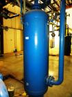 Used- Silvan Industries High Pressure Compressed Air Receiver, Approximate 162 G
