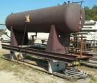 Used- Trinity Industries Pressure Tank, 1434 Gallon, Horizontal, Carbon Steel. 46-3/4