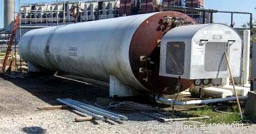 Used- TOMCO Equipment Co. C02 Tank. Holds approximate 76,000 Lbs. NB 1268 Serial No. 1268. Carbon Steel, Approximately 39' l...