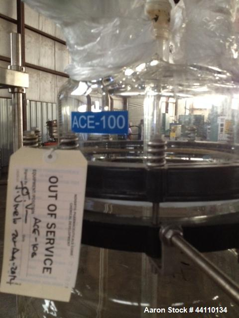 Used- ACE glass vessel