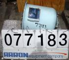 Used- Pfaudler Glass Lined Reciever Body, 10 Gallon. 13-1/2