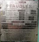 USED- 50 Gallon Pfaudler Glass Lined Receiver Tank
