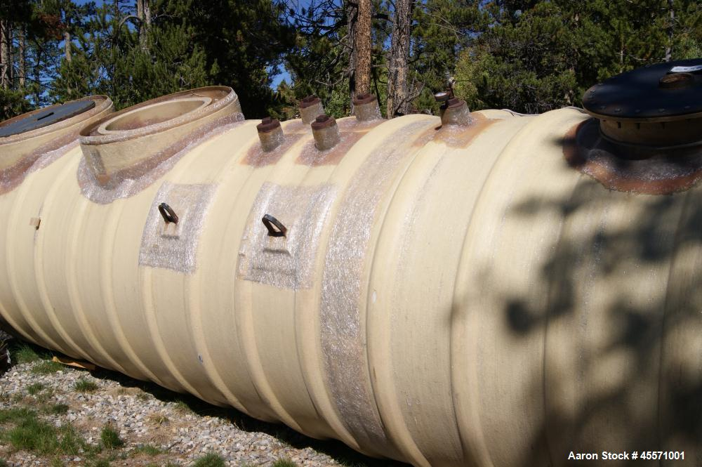 Used- 5,000 Gallon Containment Solutions Tank