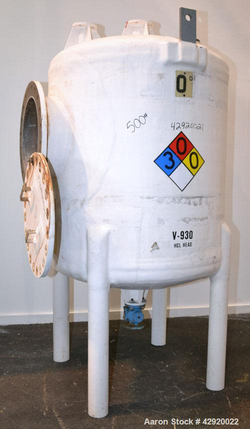 Used- 400 Gallon Fiberglass Ershigs Tank