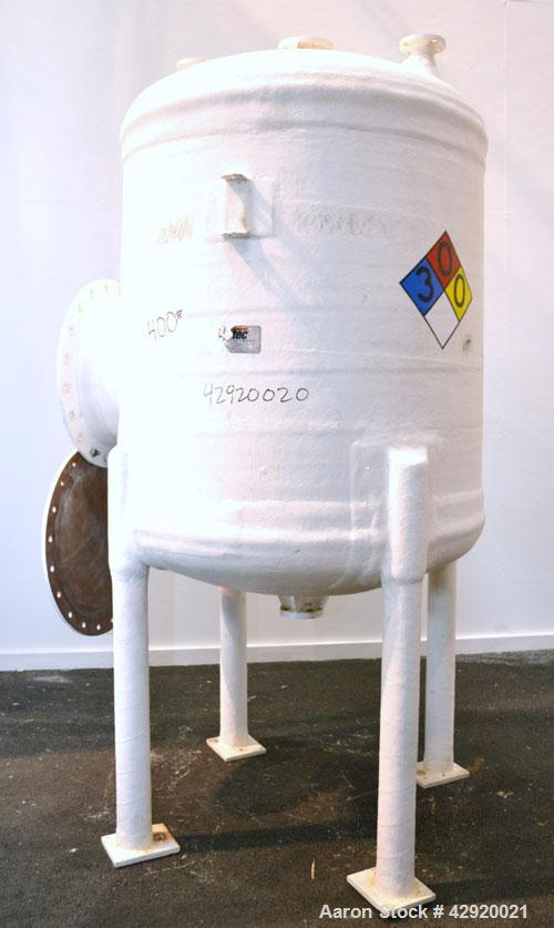Used- 400 Gallon Fiberglass Viatec Tank