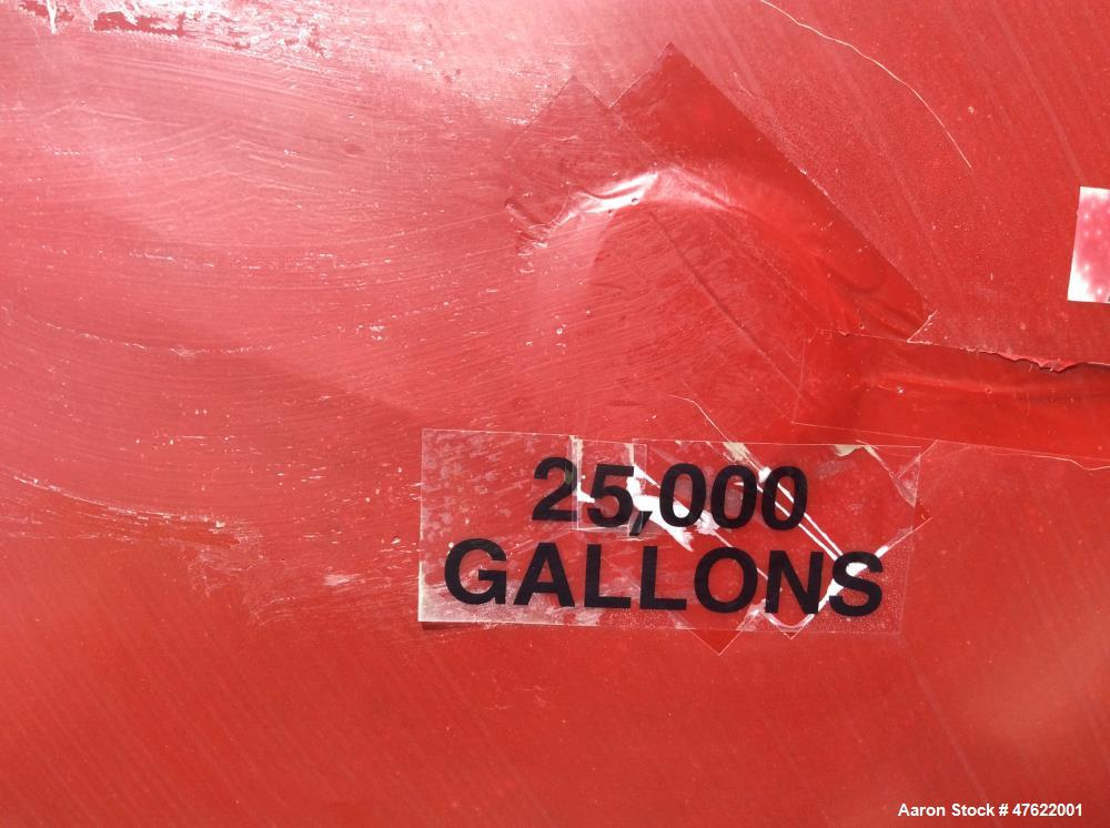 Unused- Xerxes Double Wall 25,000 Gallon Fiberglass Fuel Tank.