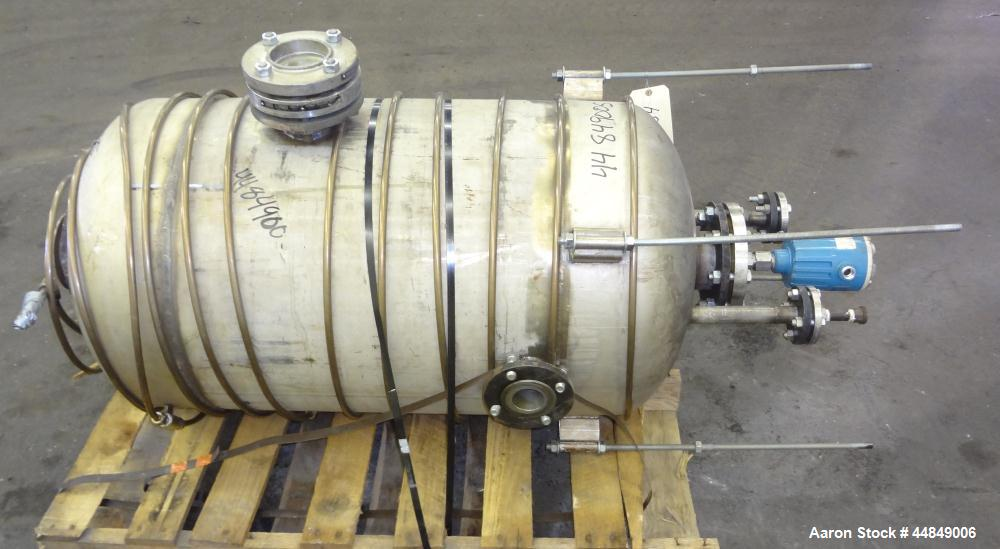 Used- 60 Gallon Stainless Steel Tank