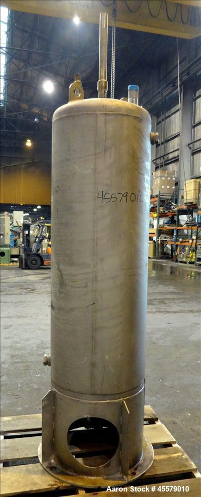 Unused- Ionics Inc Pressure Tank, (Evaporator Distillate Demineralizer)