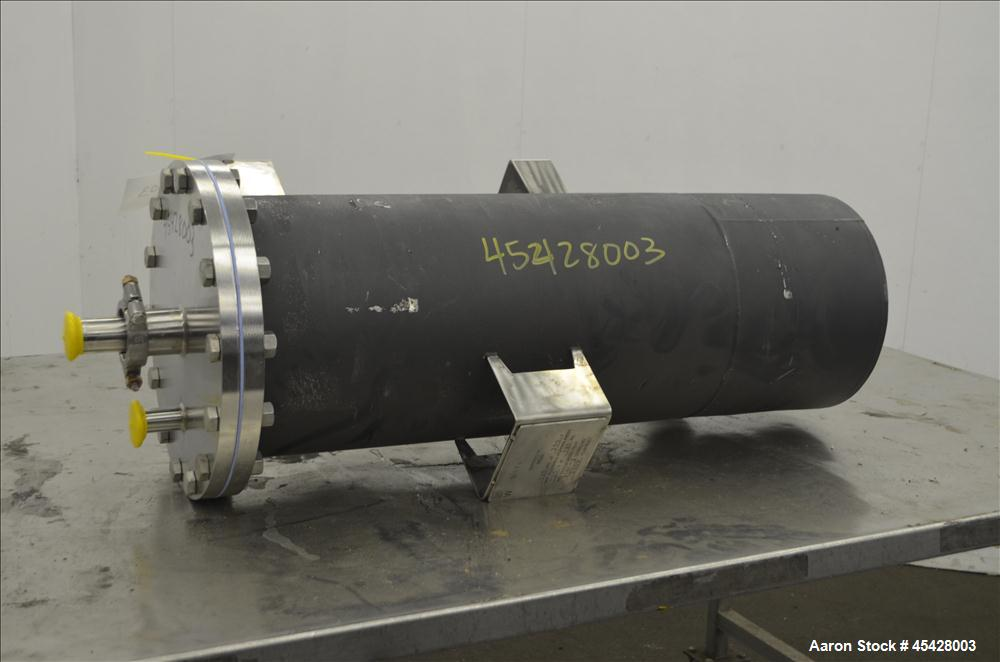 Used- 18 Gallon Stainless Steel Meco Pressure Tank