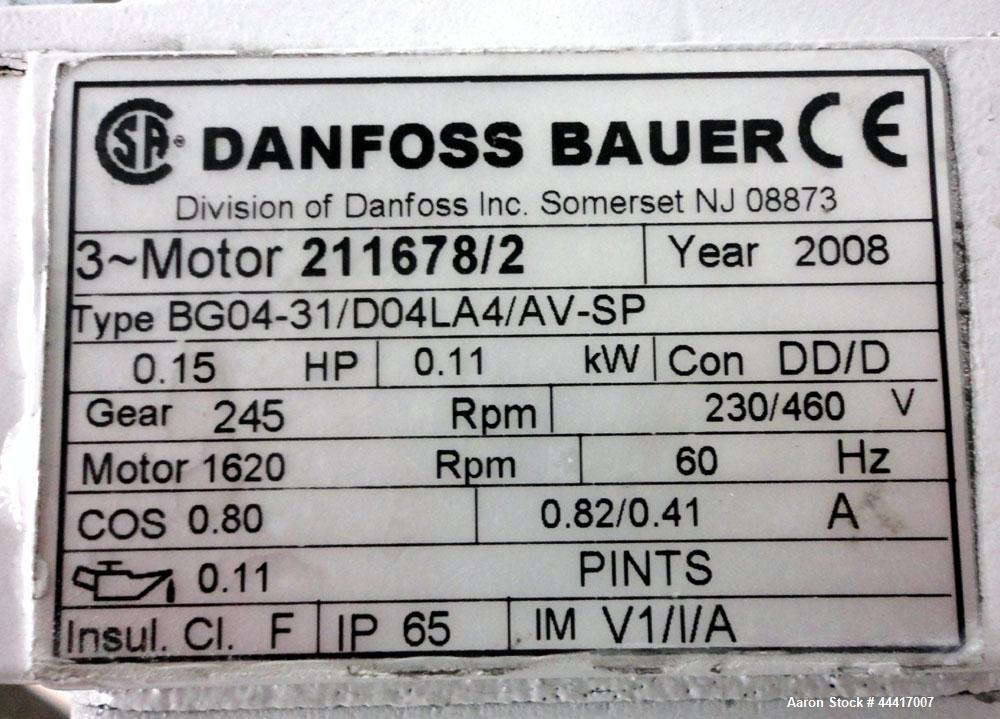 "Unused- Northland Stainless Pressure Tank, 200 Liter (52.8 Gallon), 316 L Stainless Steel, Vertical.  24"" Diameter x 30-1/2""..."