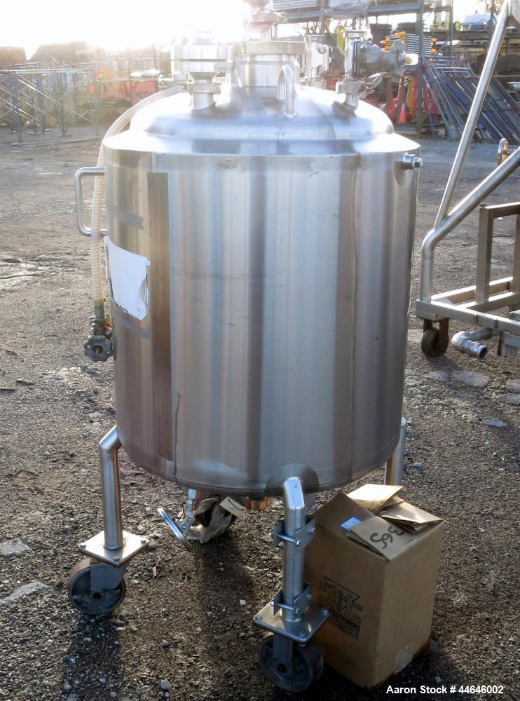 Used- 50 Gallon Stainless Steel Northland Stainless Pressure Tank