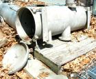 Used-Used:Lipton pressure tank, 80 gallon, stainless steel, vertical. 20