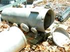 Used- Lipton pressure tank, 80 gallon, stainless steel, vertical. 20