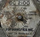 Used- Tank, Approximate 140 Gallon, 316 Stainless Steel, Vertical.  34