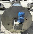 Used-Tank, 480 Gallon, 304 Stainless Steel, Vertical. 39