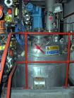 Used- 1,000 Litre Stainless Steel Vertical Jacketed Mixing Vessel.