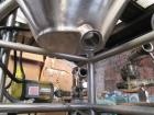 Used- Tank, 20 Gallon, Stainless Steel, Vertical. 21