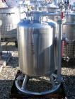 Used- Acme Pressure Tank, 40 gallon, Stainless steel, Vertical. 22