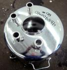 Used- Alloy Products Pressure Tank, 25 Gallon, 316L Stainless Steel, Vertical. Approximate 18
