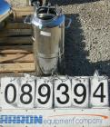 Used- Alloy Products Pressure Tank, 5 Gallon, 316L Stainless Steel, Vertical. 9