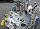 Used- DCI Pressure Receiver, 140 Liter. 316L stainless steel construction, approximately 24